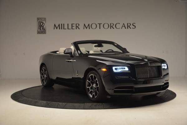 Used 2018 Rolls-Royce Dawn Black Badge for sale Call for price at Rolls-Royce Motor Cars Greenwich in Greenwich CT 06830 11