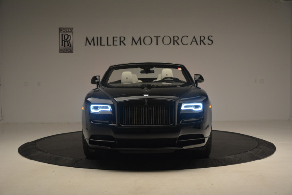 Used 2018 Rolls-Royce Dawn Black Badge for sale Call for price at Rolls-Royce Motor Cars Greenwich in Greenwich CT 06830 12