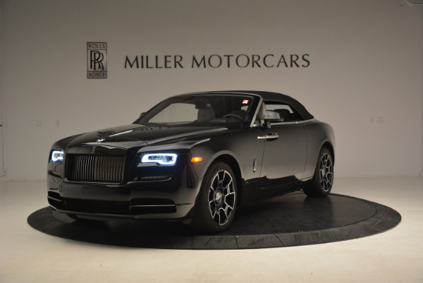 New 2018 Rolls-Royce Dawn Black Badge for sale Sold at Rolls-Royce Motor Cars Greenwich in Greenwich CT 06830 14