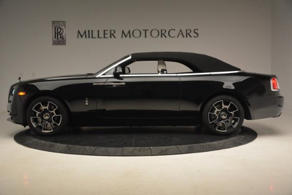 New 2018 Rolls-Royce Dawn Black Badge for sale Sold at Rolls-Royce Motor Cars Greenwich in Greenwich CT 06830 16