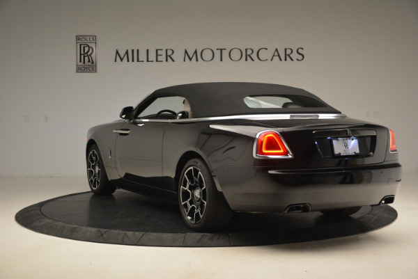 Used 2018 Rolls-Royce Dawn Black Badge for sale Call for price at Rolls-Royce Motor Cars Greenwich in Greenwich CT 06830 18