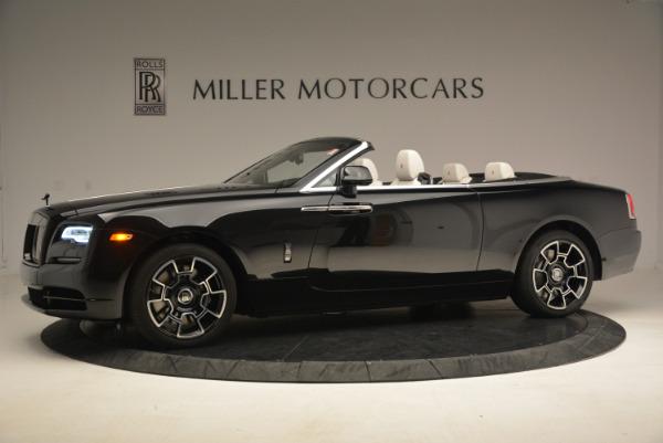 New 2018 Rolls-Royce Dawn Black Badge for sale Sold at Rolls-Royce Motor Cars Greenwich in Greenwich CT 06830 2