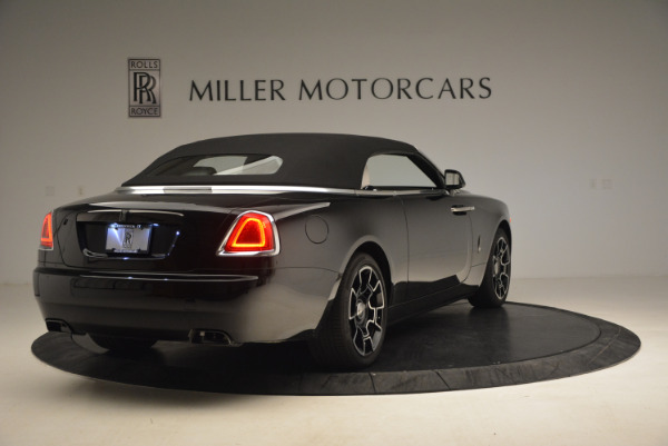 Used 2018 Rolls-Royce Dawn Black Badge for sale Call for price at Rolls-Royce Motor Cars Greenwich in Greenwich CT 06830 20