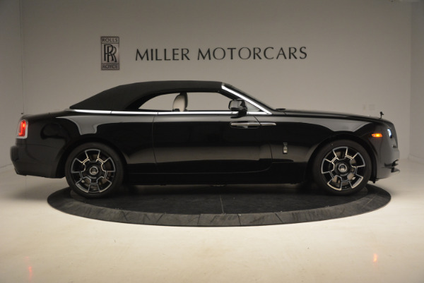 Used 2018 Rolls-Royce Dawn Black Badge for sale Call for price at Rolls-Royce Motor Cars Greenwich in Greenwich CT 06830 22