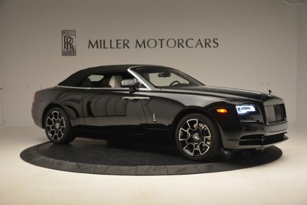 New 2018 Rolls-Royce Dawn Black Badge for sale Sold at Rolls-Royce Motor Cars Greenwich in Greenwich CT 06830 23