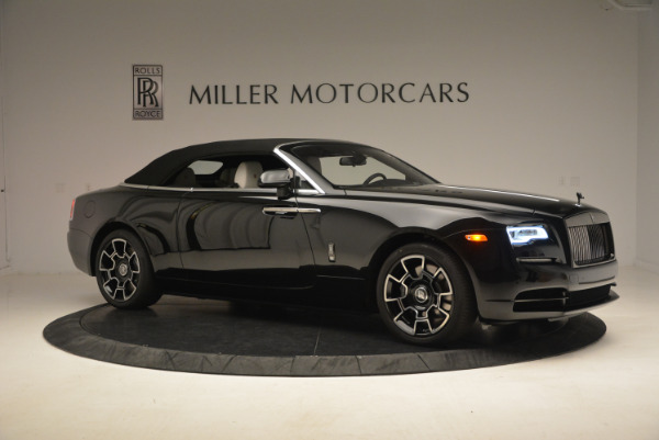 Used 2018 Rolls-Royce Dawn Black Badge for sale Call for price at Rolls-Royce Motor Cars Greenwich in Greenwich CT 06830 23