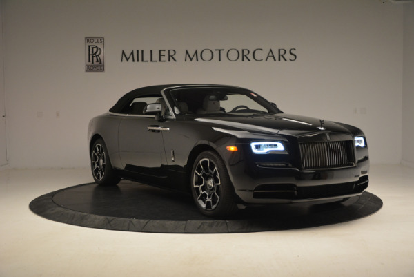 Used 2018 Rolls-Royce Dawn Black Badge for sale Call for price at Rolls-Royce Motor Cars Greenwich in Greenwich CT 06830 24