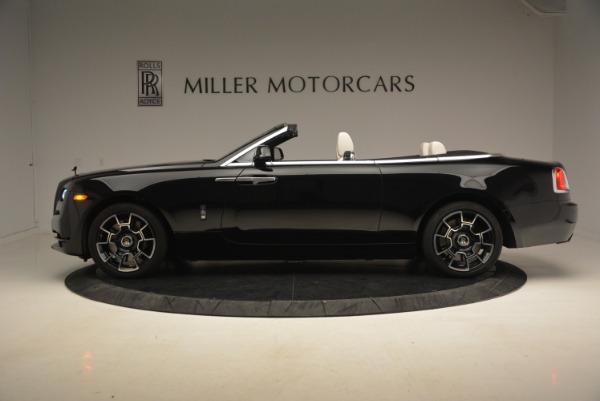 New 2018 Rolls-Royce Dawn Black Badge for sale Sold at Rolls-Royce Motor Cars Greenwich in Greenwich CT 06830 3