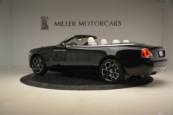 Used 2018 Rolls-Royce Dawn Black Badge for sale Call for price at Rolls-Royce Motor Cars Greenwich in Greenwich CT 06830 4