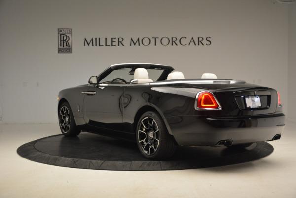 New 2018 Rolls-Royce Dawn Black Badge for sale Sold at Rolls-Royce Motor Cars Greenwich in Greenwich CT 06830 5