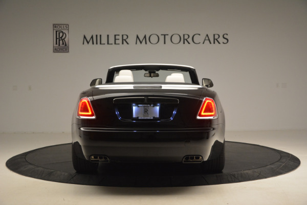 Used 2018 Rolls-Royce Dawn Black Badge for sale Call for price at Rolls-Royce Motor Cars Greenwich in Greenwich CT 06830 6