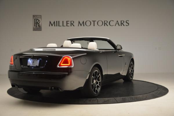 New 2018 Rolls-Royce Dawn Black Badge for sale Sold at Rolls-Royce Motor Cars Greenwich in Greenwich CT 06830 7