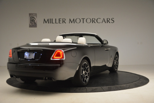 Used 2018 Rolls-Royce Dawn Black Badge for sale Call for price at Rolls-Royce Motor Cars Greenwich in Greenwich CT 06830 7
