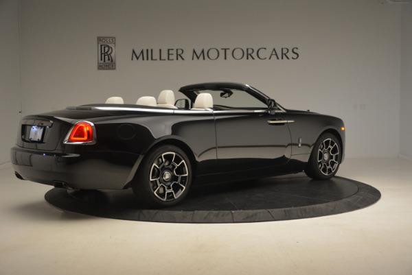 New 2018 Rolls-Royce Dawn Black Badge for sale Sold at Rolls-Royce Motor Cars Greenwich in Greenwich CT 06830 8