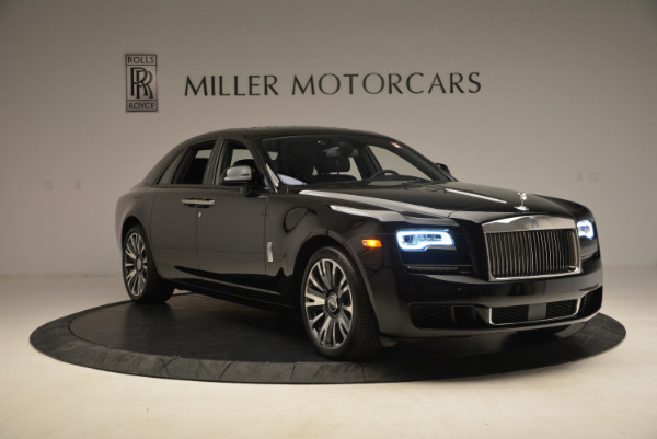 New 2018 Rolls-Royce Ghost for sale Sold at Rolls-Royce Motor Cars Greenwich in Greenwich CT 06830 13