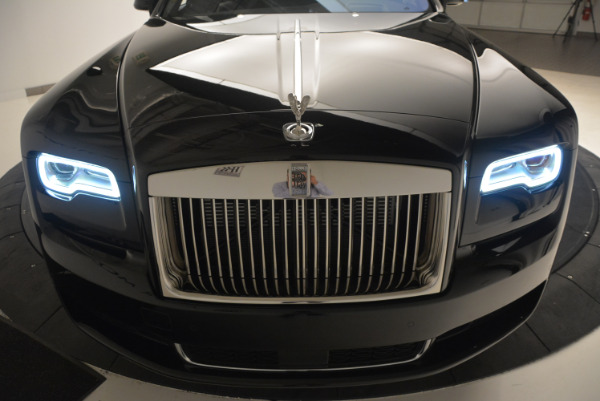 New 2018 Rolls-Royce Ghost for sale Sold at Rolls-Royce Motor Cars Greenwich in Greenwich CT 06830 16