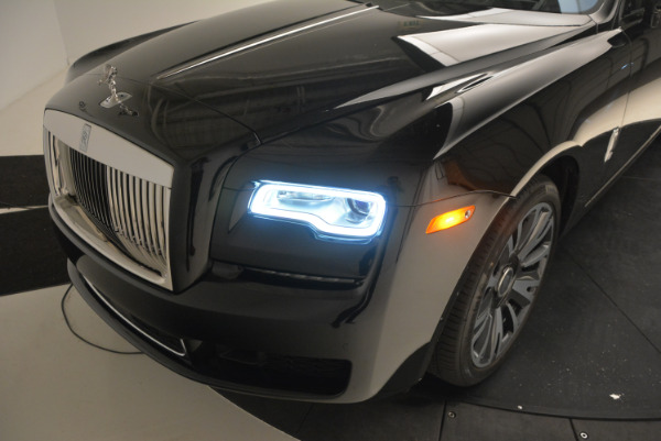 New 2018 Rolls-Royce Ghost for sale Sold at Rolls-Royce Motor Cars Greenwich in Greenwich CT 06830 17