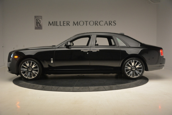 New 2018 Rolls-Royce Ghost for sale Sold at Rolls-Royce Motor Cars Greenwich in Greenwich CT 06830 3
