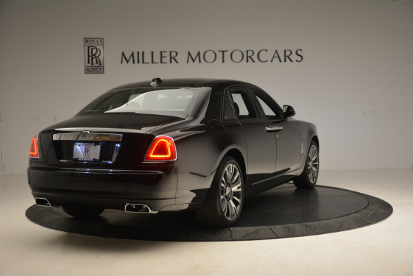New 2018 Rolls-Royce Ghost for sale Sold at Rolls-Royce Motor Cars Greenwich in Greenwich CT 06830 9
