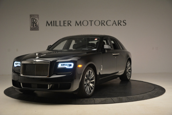 New 2018 Rolls-Royce Ghost for sale Sold at Rolls-Royce Motor Cars Greenwich in Greenwich CT 06830 1