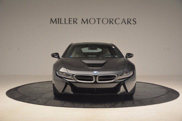Used 2014 BMW i8 for sale Sold at Rolls-Royce Motor Cars Greenwich in Greenwich CT 06830 12