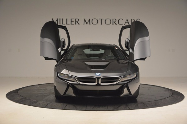 Used 2014 BMW i8 for sale Sold at Rolls-Royce Motor Cars Greenwich in Greenwich CT 06830 13