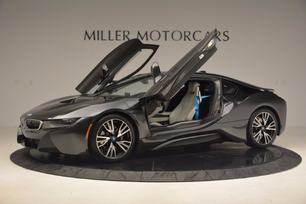 Used 2014 BMW i8 for sale Sold at Rolls-Royce Motor Cars Greenwich in Greenwich CT 06830 14