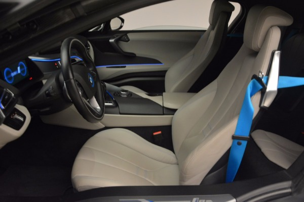 Used 2014 BMW i8 for sale Sold at Rolls-Royce Motor Cars Greenwich in Greenwich CT 06830 18