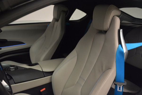 Used 2014 BMW i8 for sale Sold at Rolls-Royce Motor Cars Greenwich in Greenwich CT 06830 19