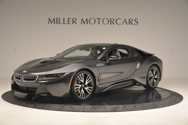 Used 2014 BMW i8 for sale Sold at Rolls-Royce Motor Cars Greenwich in Greenwich CT 06830 2