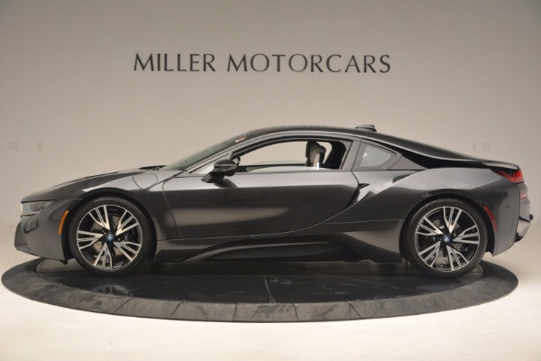 Used 2014 BMW i8 for sale Sold at Rolls-Royce Motor Cars Greenwich in Greenwich CT 06830 3