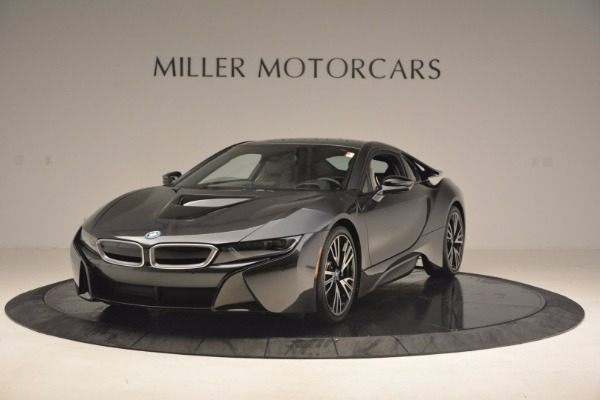 Used 2014 BMW i8 for sale Sold at Rolls-Royce Motor Cars Greenwich in Greenwich CT 06830 1
