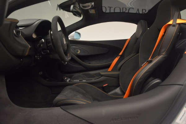 Used 2017 McLaren 570GT for sale Sold at Rolls-Royce Motor Cars Greenwich in Greenwich CT 06830 16