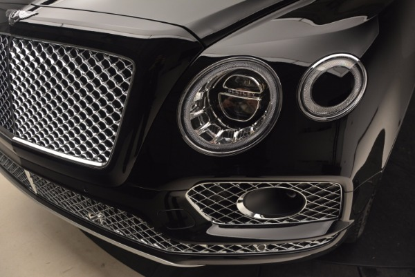 New 2018 Bentley Bentayga Activity Edition-Now with seating for 7!!! for sale Sold at Rolls-Royce Motor Cars Greenwich in Greenwich CT 06830 14