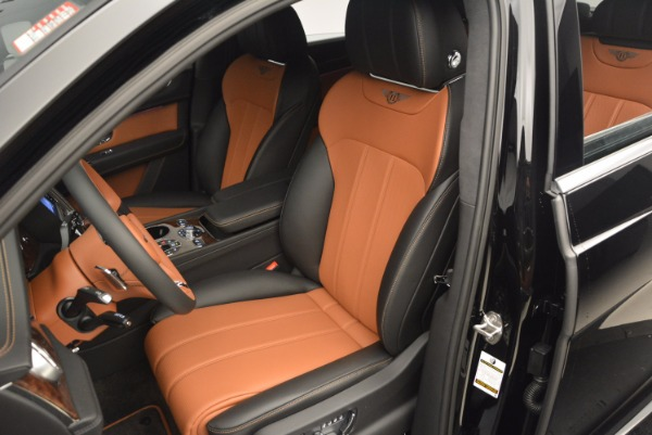 New 2018 Bentley Bentayga Activity Edition-Now with seating for 7!!! for sale Sold at Rolls-Royce Motor Cars Greenwich in Greenwich CT 06830 22
