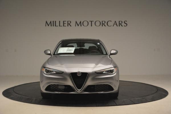 New 2017 Alfa Romeo Giulia Ti Q4 for sale Sold at Rolls-Royce Motor Cars Greenwich in Greenwich CT 06830 12