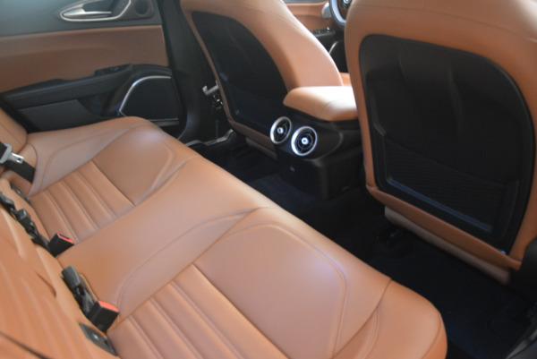 New 2017 Alfa Romeo Giulia Ti Q4 for sale Sold at Rolls-Royce Motor Cars Greenwich in Greenwich CT 06830 24
