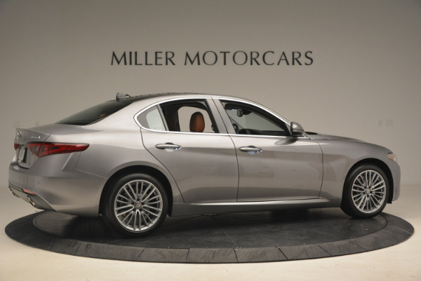 New 2017 Alfa Romeo Giulia Ti Q4 for sale Sold at Rolls-Royce Motor Cars Greenwich in Greenwich CT 06830 8