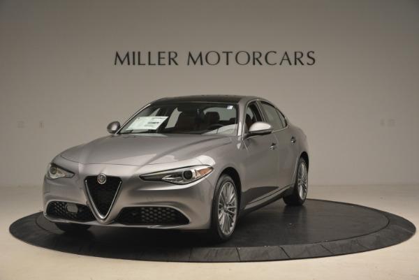 New 2017 Alfa Romeo Giulia Ti Q4 for sale Sold at Rolls-Royce Motor Cars Greenwich in Greenwich CT 06830 1