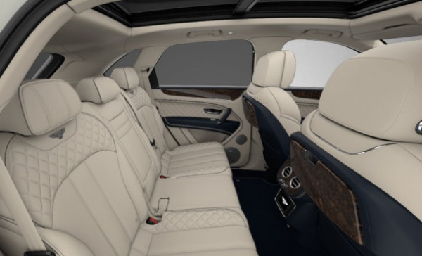 Used 2017 Bentley Bentayga for sale Sold at Rolls-Royce Motor Cars Greenwich in Greenwich CT 06830 7