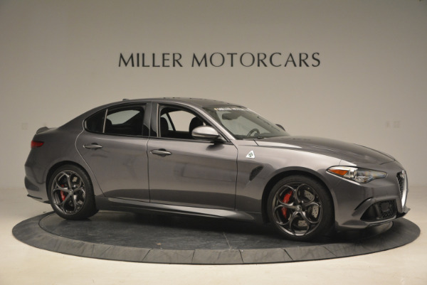 New 2017 Alfa Romeo Giulia Quadrifoglio for sale Sold at Rolls-Royce Motor Cars Greenwich in Greenwich CT 06830 11