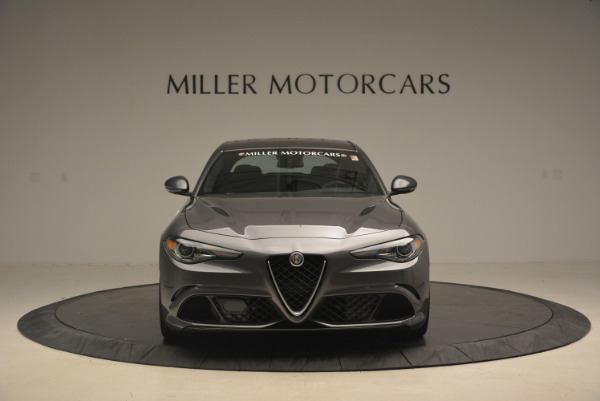 New 2017 Alfa Romeo Giulia Quadrifoglio for sale Sold at Rolls-Royce Motor Cars Greenwich in Greenwich CT 06830 13