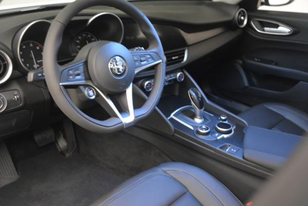 New 2017 Alfa Romeo Giulia Ti Q4 for sale Sold at Rolls-Royce Motor Cars Greenwich in Greenwich CT 06830 15