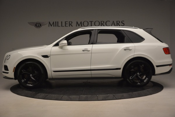 New 2018 Bentley Bentayga Black Edition for sale Sold at Rolls-Royce Motor Cars Greenwich in Greenwich CT 06830 4