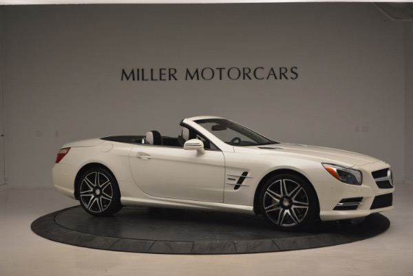 Used 2015 Mercedes Benz SL-Class SL 550 for sale Sold at Rolls-Royce Motor Cars Greenwich in Greenwich CT 06830 11