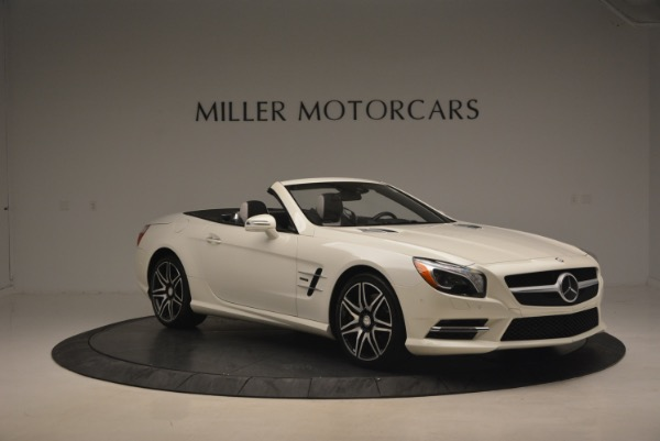 Used 2015 Mercedes Benz SL-Class SL 550 for sale Sold at Rolls-Royce Motor Cars Greenwich in Greenwich CT 06830 12