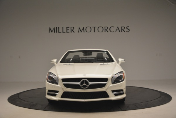 Used 2015 Mercedes Benz SL-Class SL 550 for sale Sold at Rolls-Royce Motor Cars Greenwich in Greenwich CT 06830 13