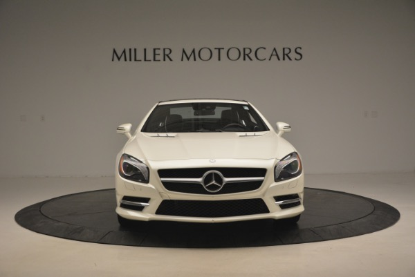 Used 2015 Mercedes Benz SL-Class SL 550 for sale Sold at Rolls-Royce Motor Cars Greenwich in Greenwich CT 06830 14