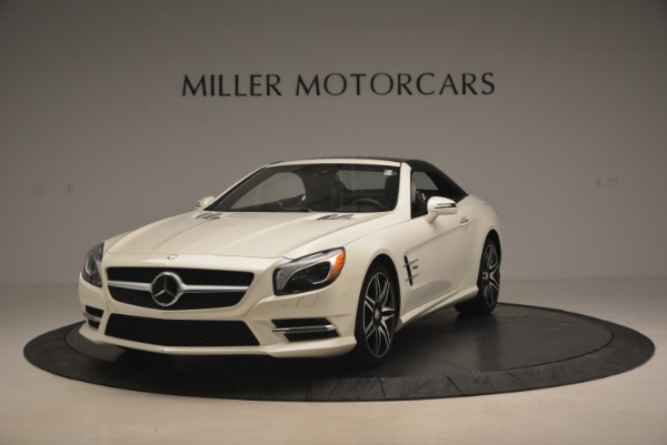 Used 2015 Mercedes Benz SL-Class SL 550 for sale Sold at Rolls-Royce Motor Cars Greenwich in Greenwich CT 06830 15