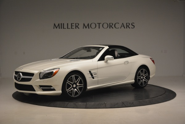 Used 2015 Mercedes Benz SL-Class SL 550 for sale Sold at Rolls-Royce Motor Cars Greenwich in Greenwich CT 06830 16